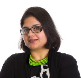 Shyamili R. Sharma